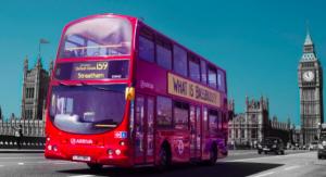 Busreis naar Londen