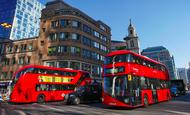 Goedkope busreis Londen